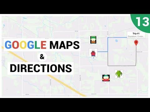 Testing Custom Map Markers