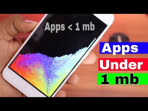 Top 5 Best Android Apps Under 1 mb