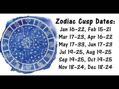 Were You Born On The Cusp Of A Zodiac Sign THIS Is What It Means For You!