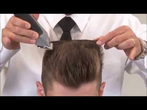 How To Cut A Flattop – Rockabilly Flattop – Part 3