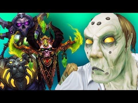 Class Approach in WoW Battle For Azeroth New Expansion