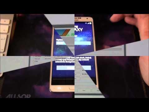Video Guida Flash Android KitKat su Samsung Galaxy Note 3 da batista70phone