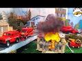 Download  Мультики про машинки для мальчиков пожарная машина мультик тушит пожар преступники истории игрушек MP3,3GP,MP4