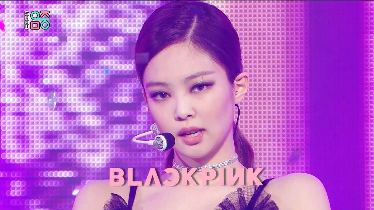 (ENGsub)[쇼! 음악중심 4K] 블랙핑크 -Lovesick Girls (BLACKPINK -Lovesick Girls) MBC 201017 방송
