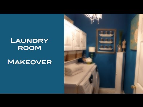 DIY: Laundry Room Makeover