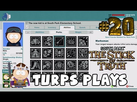 South Perks - SOUTH PARK: THE STICK OF TRUTH - Turps Plays #20