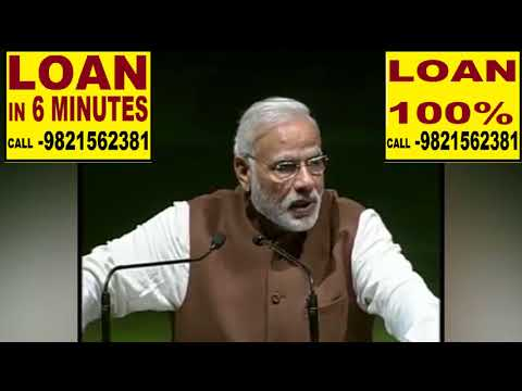 Prime Minister Says Loan In 6 Minutes Instant Loan