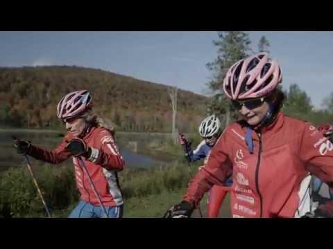 Oxygen Project - Scene 015 - Roller skiing