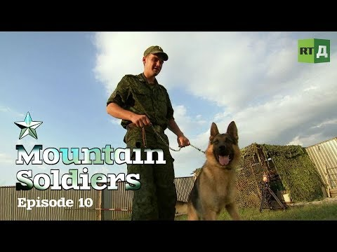 Mountain Soldiers (E10) Getting horses and dogs ready for the upcoming competition