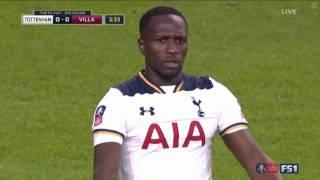 FA Cup Tottenham Hotspur vs Aston Villa 08 01 17