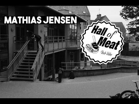 Hall Of Meat Mathias Jensen 10 Stair handrail bail