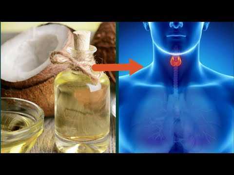 The Coconut & Thyroid Connection - Coconut Oil Benefits for Thyroid Health