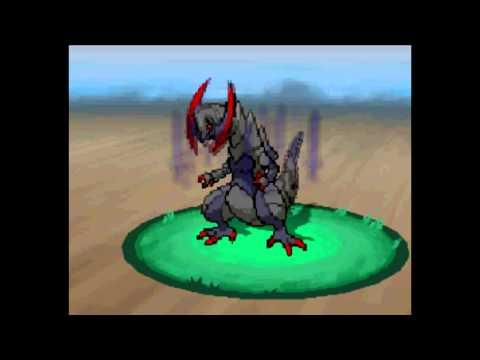Pokémon Nero 2/Bianco 2 - Evento Shiny Haxorus HD (ITA)