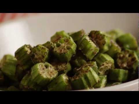 How to Make Roasted Okra | Allrecipes.com