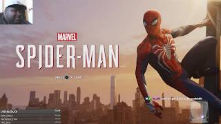 Download Spider Man, Spider-Man, Does Whatever A Spider Can...Or A PS4 PRO Allows Pt.2 Video