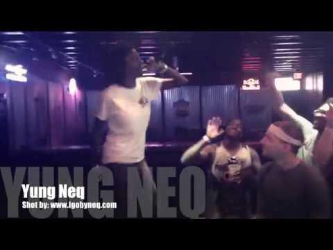 Yung Neq live @ Duck Fest