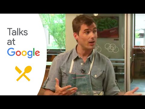 Hugh Acheson: Salad demo from