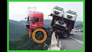 大型トラックの運転技術10連発!高度なテクニックでトレーラーを操る神業師たち