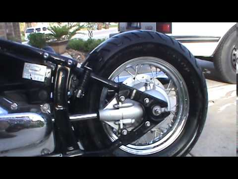 Vinyl Painted Whitewalls for your motorcycle