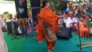 Kiran sharma live mela at sapanvali