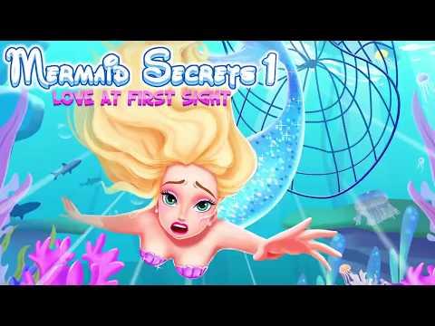 Mermaid Secrets 1: A Love At First Sight