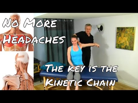 Addressing the Kinetic Chain of your Headache - Motion Specific Release™ (MSR)