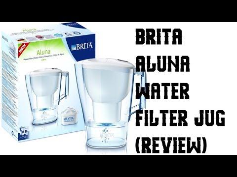 BRITA Aluna Water Filter Jug (Review)