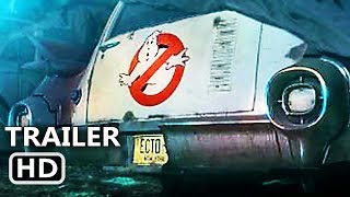 GHOSTBUSTERS 3 Official Trailer Teaser (NEW 2020) Bill Murray Sci-Fi Movie HD