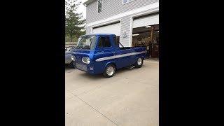1962 Econoline ProStreet Pickup..