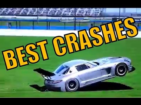 Gran Turismo 6 best crashes