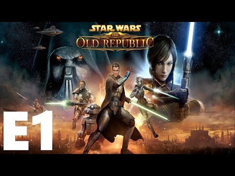 Star Wars: The Old Republic - Jedi Knight - Episode 1 (SWTOR) (Story) (No Commentary)