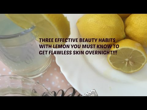 HOW TO LOOK FLAWLESS WITHOUT MAKE UP!GET GLOWING SKIN NOW!