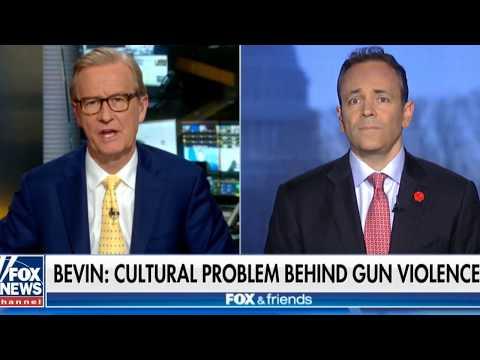 Fox and Friends: Cultural Problem Behind Gun Violence