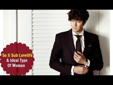 So Ji Sub – Ideal Type Of Woman