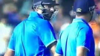 Yuvraj Singh & MS Dhoni Batting Together, India A vs England XI - Warm Up Match 1, twitter HIGHLIGHT