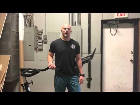 Incline Treadmill Walk