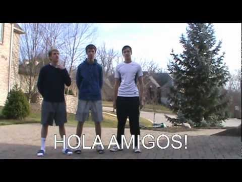 Spanish Commands Project