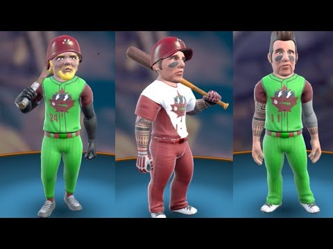 CREATING A TEAM! Super Mega Baseball 2!