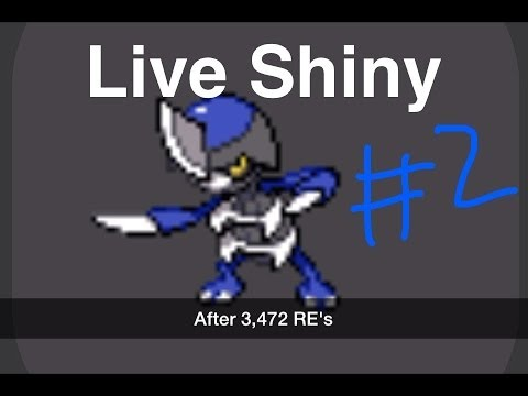 [Live] Shiny Pawniard in Pokemon White2 after 3,472 Random Encounters