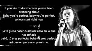 Perfect - One Direction (Inglés - Español)