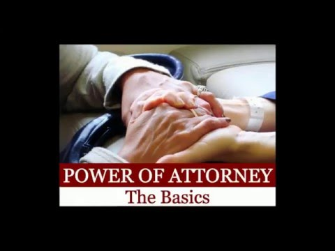 Power of Attorney in Arkansas