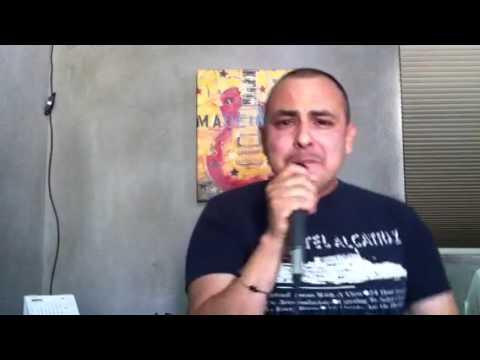 Mal encauchado y buchon Larry Hernandez - Freddie Rivera