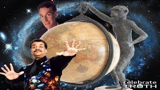 FYI Scientism is NOT Science Bill Nye & Neil deGrasse Tyson! (Flat Earth)