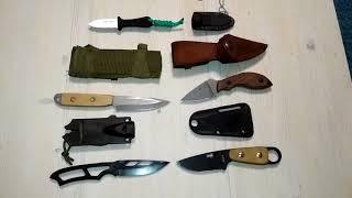 Идеальный Edc горфикс  (нож с фиксированным клинком)- какой он должен быть?