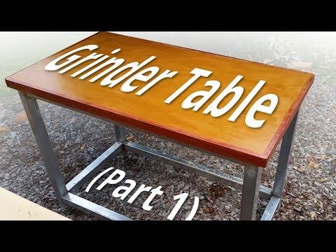 Grinder Table (Part 1)