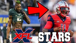 9 BEST XFL PLAYERS IN 2020