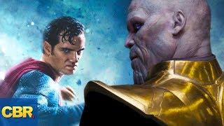 10 MCU Villains That Should Fight DC Super Heroes