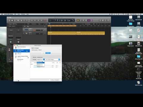 Logic Pro X Latency Solved