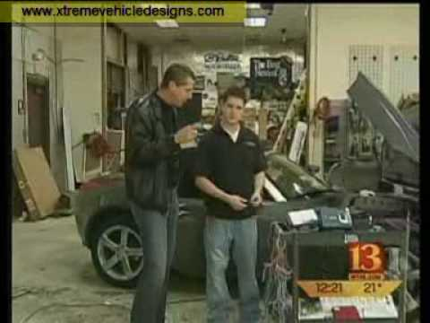 Xtreme Vehicle Designs - Remote Car Starter Introduction