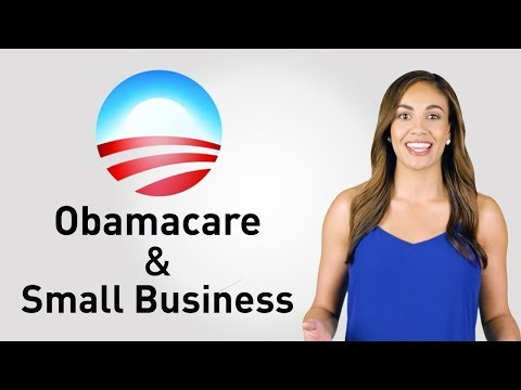 How Does the Obamacare Law Affect Small Business Health Insurance?